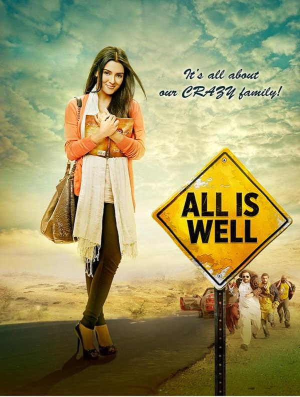 All Is Well first look - Asin
