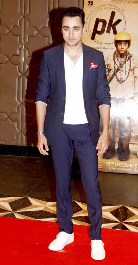 Imran Khan at PK success bash