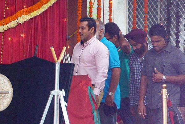 Salman Khan in Karjat to shoot Prem Ratan Dhan Payo