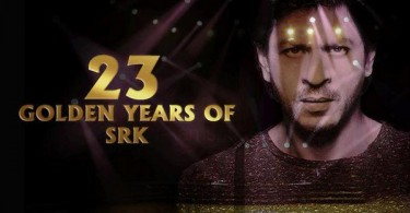 Shah Rukh Khan completes 23 years in Bollywood