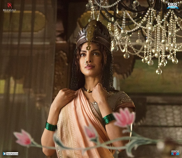 Bajirao Mastani First Look - Priyanka Chopra