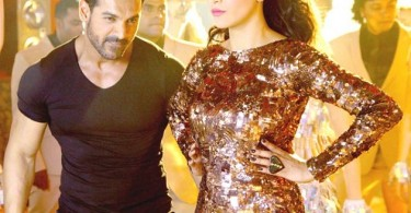 John Abraham, Shruti Haasan shoot for Welcome Back song