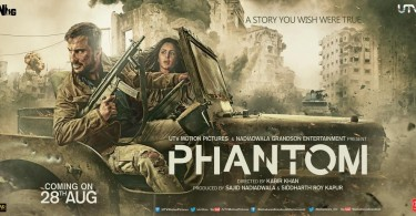 Phantom New Poster