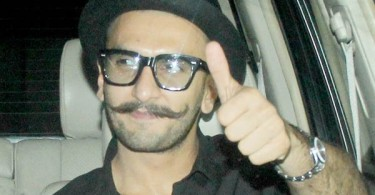 Ranveer Singh at Bajrangi Bhaijaan screening
