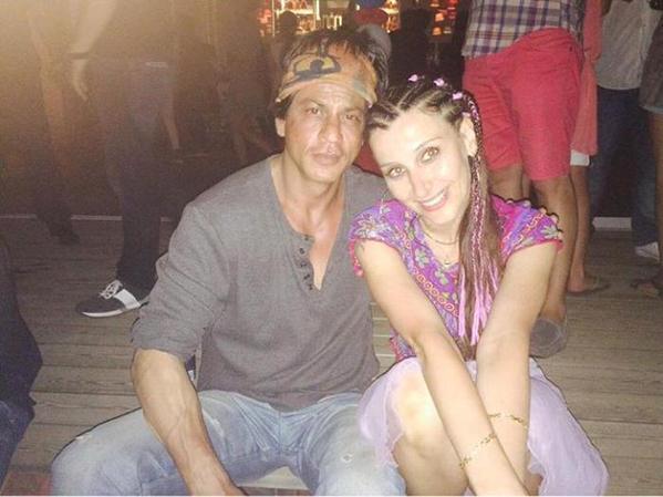 SRK with fan in Bulgaria