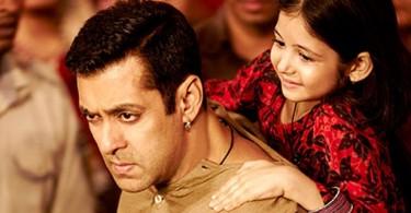 Salman Khan and Harshali