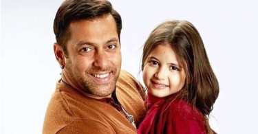 Salman Khan and Harshali Malhotra