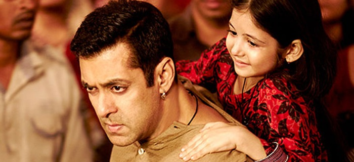 Salman Khan and Harshali