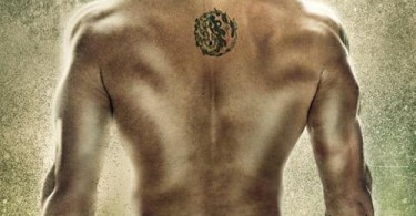 Sooraj Pancholi's tattooed look from Hero