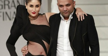 Kareena Kapoor walks with Gaurav Gupta