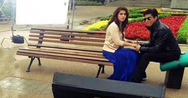 SRK, Kajol have wrapped up shoot of Dilwale in Iceland