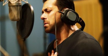 Salman Khan records a song for Hero