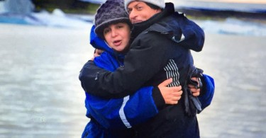 Shahrukh Khan, Farah Khan shoot a song for Dilwale in Iceland
