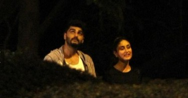 Arjun Kapoor, Kareena Kapoor Khan shooting for Ki and Ka
