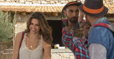Ranbir Kapoor, Deepika Padukone Tamasha on location