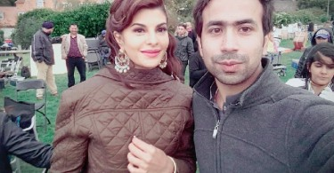 Jacqueline Malamaal Song shoot for Housefull 3