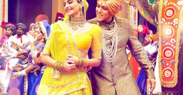Prem Ratan Dhan Payo Movie Still - Salman and Sonam