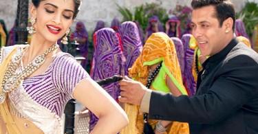 Prem Ratan Dhan Payo Still - Salman Khan, Sonam Kapoor