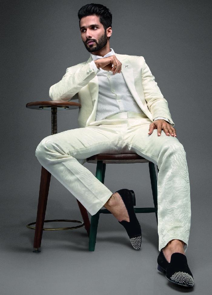 Shahid Kapoor Photoshoot for GQ India