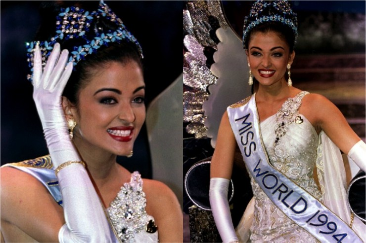 Aishwarya Rai Miss World 1994