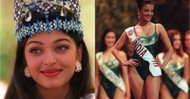 Aishwarya Rai Miss World Bikini