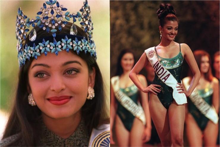 Aishwarya Rai: 21 years after winning Miss World 1994!