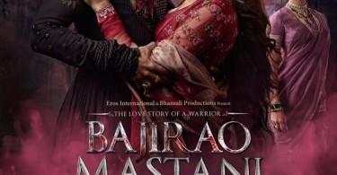 Bajirao Mastani New Poster