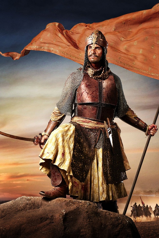 Bajirao Mastani Still - Ranveer Singh