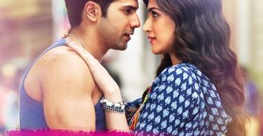 Manma Emotion Song Still - Varun Dhawan, Kriti Sanon