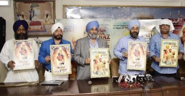 Naam Jahaz Hai trailer launch