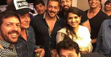 Salman Khan celebrates dad Salim Khan's 80th Birthday