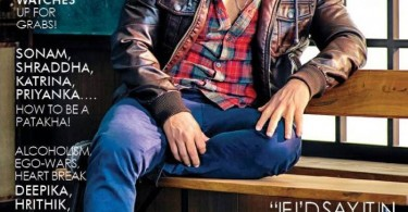 Salman Khan on CineBlitz Magazine Cover