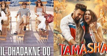 Dil Dhadakne Do vs Tamasha