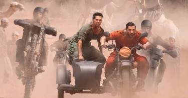 John Abraham and Varun Dhawan Look from Dishoom