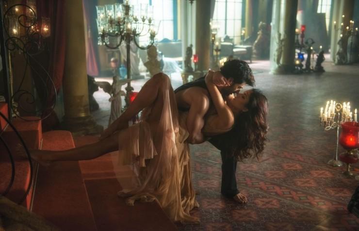 Aditya Roy Kapoor and Katrina Kaif sizzling chemistry in Pashmina
