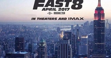 Fast and Furious 8 Poster