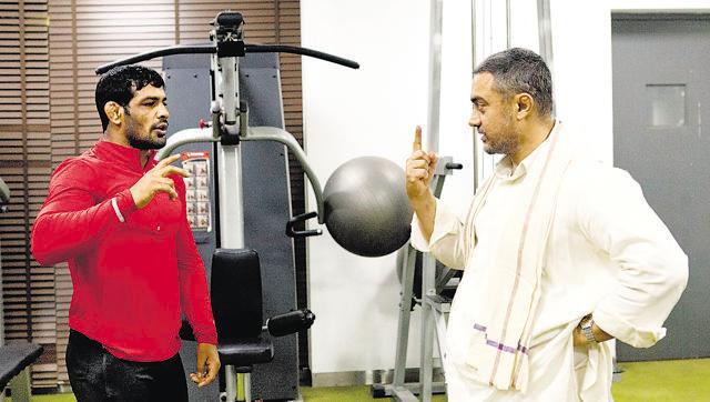 Aamir Khan meets Olymp...