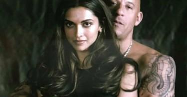 Deepika Padukone looks hot with Vin Diesel in xXx The Return of Xander Cage