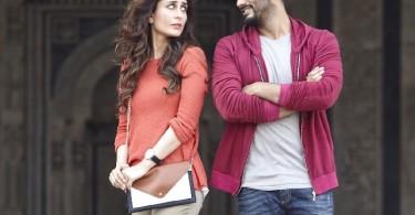 Ki and Ka New Still - Arjun Kapoor, Kareena Kapoor