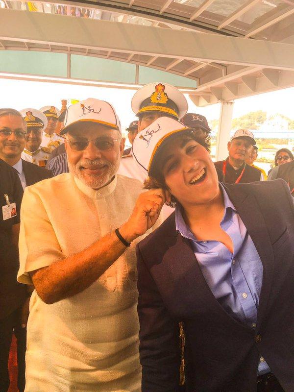 PM Narendra Modi - Aarav Kumar