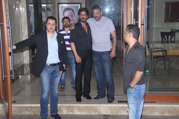 how to meet sanjay dutt