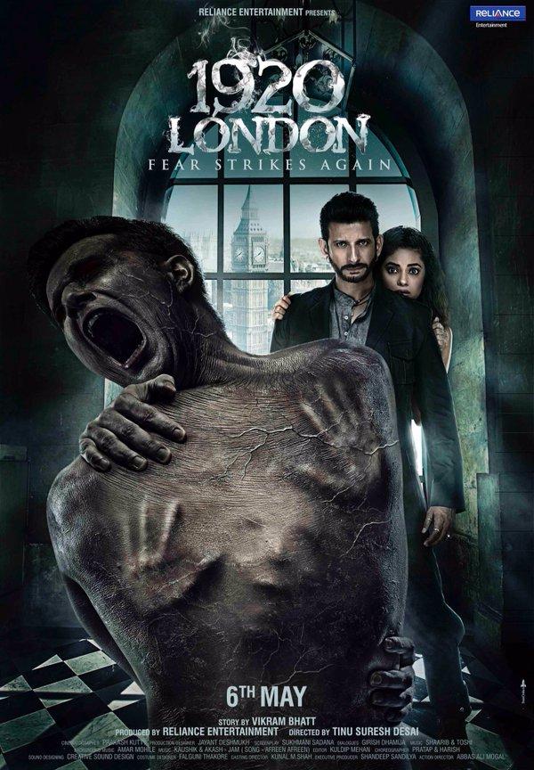 1920 London New Poster - Sharman Joshi