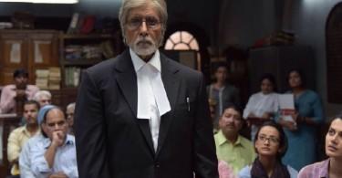 Amitabh Bachchan Pink Still