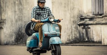 Amitabh Bachchan TE3N Movie Still
