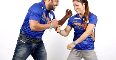Salman Khan with Mary Kom pack a punch
