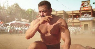 Salman Khan's wrestler Look