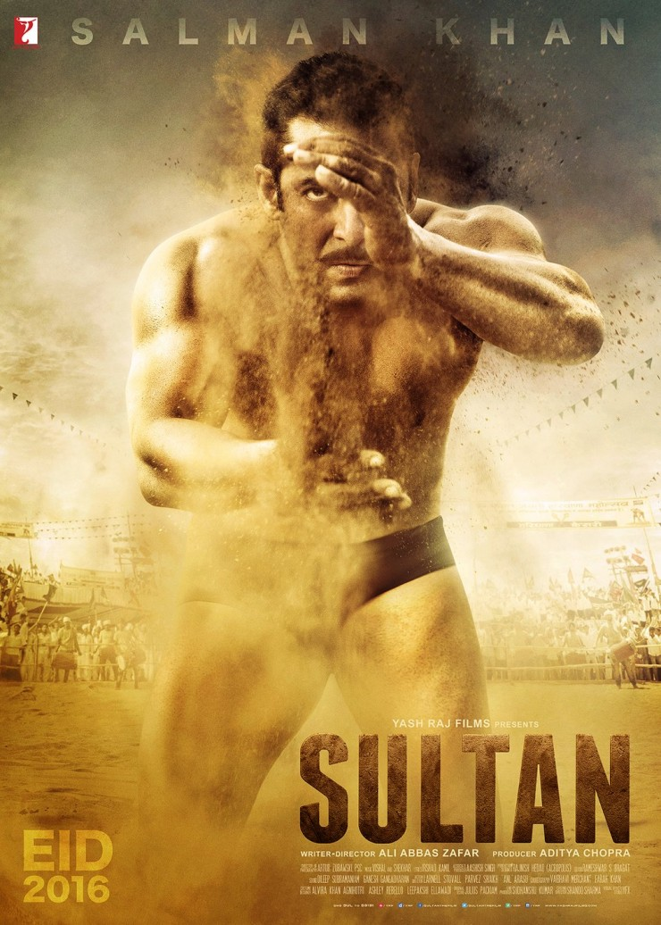 Sultan (2016) DesiSCR 1CDRIP x264 AAC [DDR] 697Mb