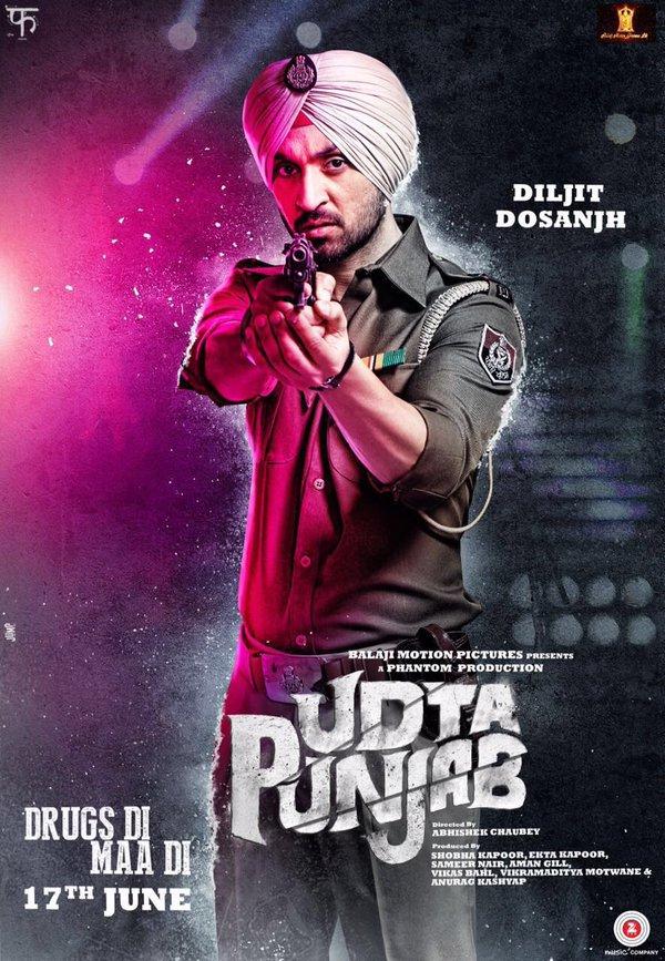 Udta Punjab (2016) Hindi - 720p DVDSCR - x264 - ShAaNiG