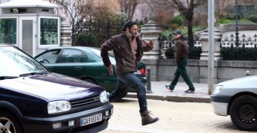 Ajay Devgn shooting an action sequence in Bulgaria - Shivaay