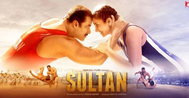 New Movie Poster from Sultan featuring Salman Khan, Anushka Sharma